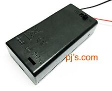 ON/OFF Switch With Cover 2x 1.5V AA Battery Holder Battery Case  x 1pc
