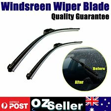 ForHolden Caprice WH WK WL 99-06 Windscreen Wiper Blades Frameless Front Replace