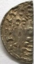 More details for cnut cut half penny. short cross type (s 1159)
