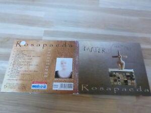ROSAPAEDA - Mater heart folk - CD album!!!