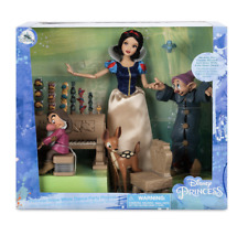 Disney Store Snow White Classic Doll Dance Party Play Set New with Box