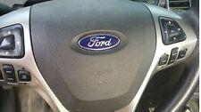 2013 -  2016 FORD TAURUS LEFT DRIVER SIDE STEERING WHEEl AIRBAG BLACK