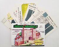 Micromodels ALDGATE SET ARC V Micro New Models card model kit