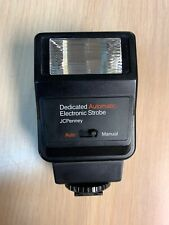 JCPenney Camera Flash Automatic Strobe for Pentax