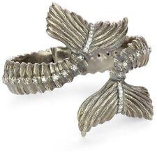 "nOir Jewelry ""Pirates of the Caribbean"" Double Tail Wrap Around Cuff Bracelet"