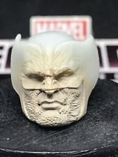 MARVEL LEGENDS TB COMIC WOLVERINE 1:12 HEAD CAST FOR 6IN FIGURE