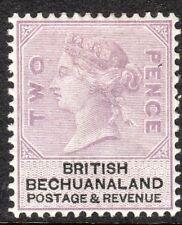 Bechuanaland 1888 lilac/black 2d mint  SG11