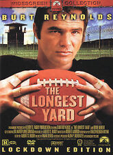 The Longest Yard (DVD, 2005, Widescreen) New Sealed