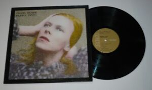 David Bowie Hunky Dory Canadian LP in Nice Condition