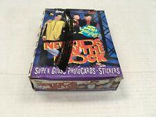 1990 Topps New Kids On The Block Series 2 Box w/ 36 Unopened Packs