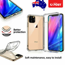 Clear Case Cover Screen Protector for iPhone 4 5 6s 7 8Plus XR XS MAX 11 Pro SE2