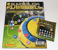 Panini liga fútbol 07/08 2007/2008 – vacío álbum Empty album + bolsa Packet