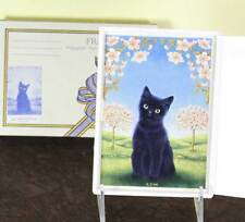 Black Pussy Cat, Designed by Arnhild Johne