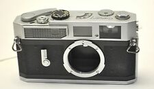 Canon model 7 Rangefinder Film Camera Body Leica Screw Mount LTM L39 M39