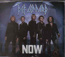Def Leppard-Now Promo cd single