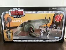 "Star Wars 2020 The Vintage Collection 3.75"" Scale Boba Fett Slave 1 IN HAND!"