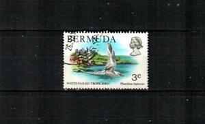 BERMUDA Scott's 363 ( 1v ) White-Tailed Tropicbird F/VF Used ( 1978 )
