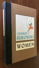 Charles Bukowski - Women Black Sparrow Press HCDJ First/first Edition