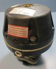 Gemu Diaphragm Valve Model 9687 25 Z -1 Pst: 3-6 BJ: 00 PB:10 NWOB