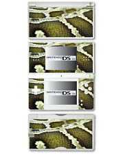 Snake Skin Pattern Vinyl Skin Sticker for Nintendo DS Lite