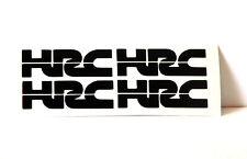 OFFERTA kit 4 adesivi HRC moto honda racing sticker decal cbr rs125 offer deal