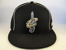 b5b7fdcb112 NBA Cleveland Cavaliers Adidas Fitted Hat Cap Black