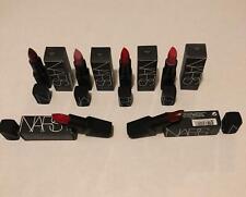 Nars Lipstick Rouge A Levres Full Size 0.12 oz / 3.4 g NIB Authentic