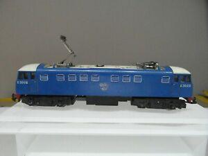 HORNBY DUBLO ELECTRIC BO BO LOCOMOTIVE BLUE E3002 MODEL 2245