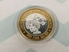 1997 ST. CROIX CHIPPEWA WI INDIANS  Silver Strike  TURTLE FLIPPING COIN