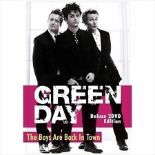 NEW Green Day: The Boys Are Back in Town (DVD)