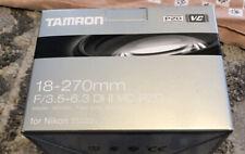 Tamron AF18-270mm f/3.5-6.3 Di II VC PZD AF Lens for Nikon AFB008N-700