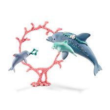 Schleich 41463 - Delfin-Mama mit Babies - bayala