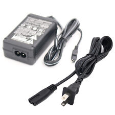 AC Power Adapter Charger And US Cable for SONY HandyCam DCR-SR68/R Camcorder NEW