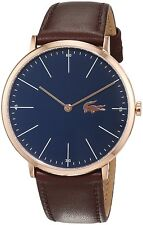 Lacoste Original 2010871 Men's Brown Leather Watch 40mm