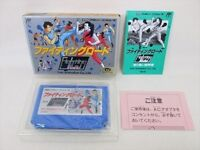 FIGHTING ROAD Mint Condition Famicom Nintendo aca fc