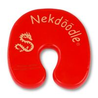 Nekdoodle Swim Training Aid Kickboard Swimming Pool Float Red Dragon