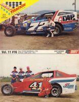 Dirt Trackin' Magazine Eddie Marshall & Erik Gall Vol.11 No.16 1990 052118nonr
