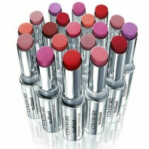 Covergirl Outlast Long-wear + Moisture Lipstick choose from 8 shades