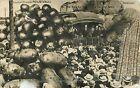 1908 President William H Taft Exaggeration in IOWA Real Photo Postcard/RPPC
