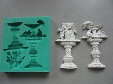 Silicone Mould FOUNTAINS Sugarcraft Cake Decorating Fondant / fimo mold