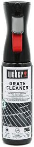 Weber 17875 Grillrost-Reiniger Nebelspray Grill Rost Reinigung Zubehör 300 ml