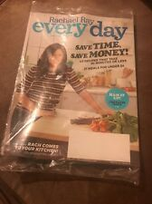 Everyday with Rachel Ray April 2017 Magazine Save Time Safe Money