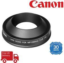 Canon Lens Hood for MP-E 65mm Lens 3431B001 (UK Stock)