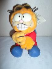 "Garfield Super Cat 9"" Comic Plush Soft Toy Stuffed Animal"
