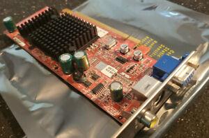 HP ASUS ATI Radeon X300 SE 5187-6145 128MB PCIe 16-bit Video Graphics Card