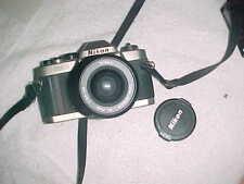 estate  35mm NIKON FM10 FILM CAMERA Serial Number 2298849  - NIKKOR LENS