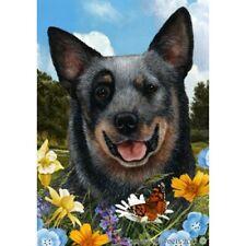 Summer House Flag - Blue Australian Cattle Dog 18072