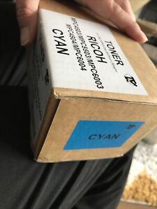 Ricoh MP C4503 C5503 C6003 C4504 C6004 Compatible Cyan