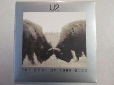 U2 THE BEST OF 1990-2000 HISTORY MIX - FILLS IN EMPTY SLOT IN 1990-2000 DVD RARE