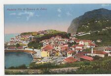 Madeira, Vila de Camara de Lobos Postcard, B145